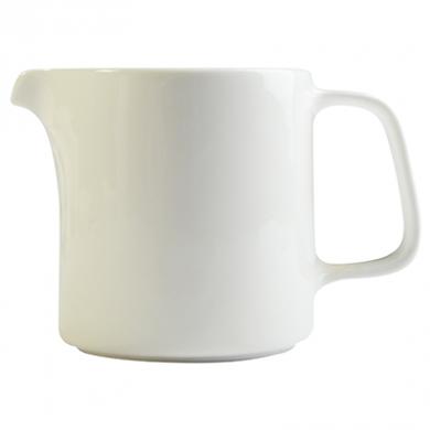 Orion Milk Jug - White Porcelain (285ml)