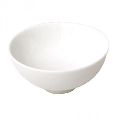 Orion Rice Bowl (13cm) - White Porcelain