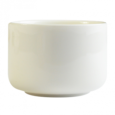 Orion Sugar Bowl (300ml) - White Porcelain