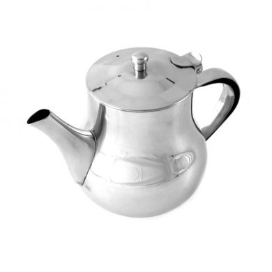 Arabian Coffee Pot - Stainless Steel (24oz)
