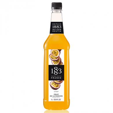 Routin 1883 Syrup - Passion Fruit (1 Litre) - Plastic Bottle