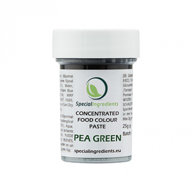 Pea Green Concentrated Food Colour Paste (25g)