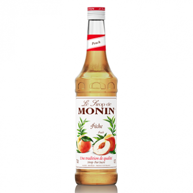Monin Syrup - Peach (70cl)