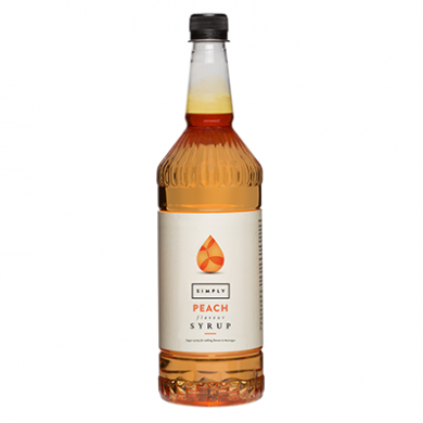 Simply Syrups - Peach (1L)