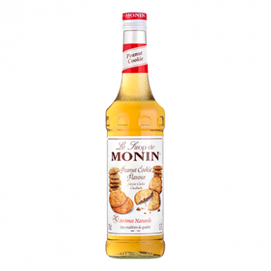 Monin Syrup - Peanut Cookie (70cl)
