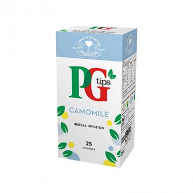 PG Tips - Camomile Tea Bags (25g) - Pk of 25