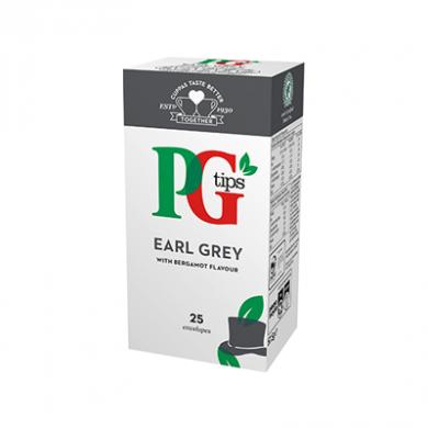 PG Tips - Earl Grey Tea Bags (57.5g) - Pk of 25