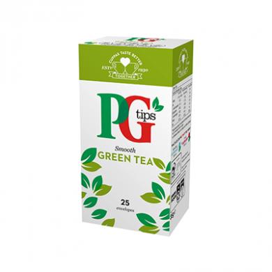 PG Tips - Green Tea Bags (35g) - Pk of 25