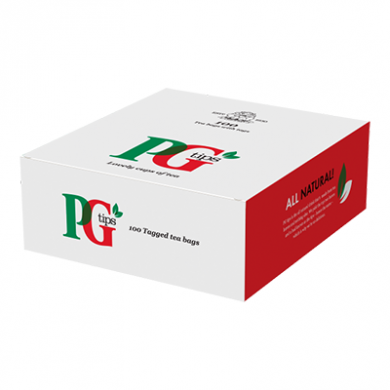 PG Tips - Tagged Tea Bags (Pk of 100)