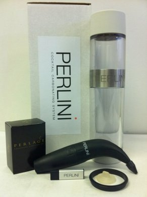 Perlini - Cocktail Carbonating Kit