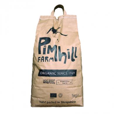 Pimhill Farm - Organic Porridge Oats (5kg)