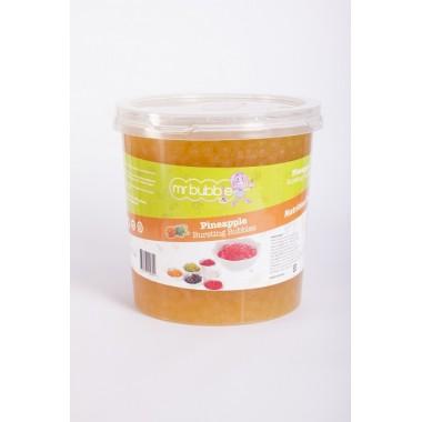 Mr Bubble Tea - Pineapple Bursting Bubbles (3.2kg)