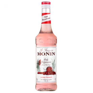 Monin Syrup - Pink Peppercorn (70cl)