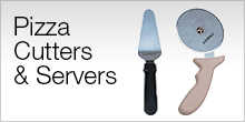 Pizza Cutters and Servers