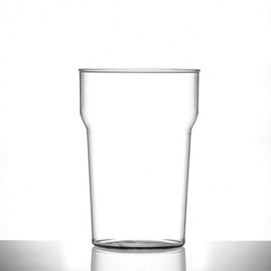 Polycarbonate - NONIC Pint Glass (568ml/20oz) CE Marked