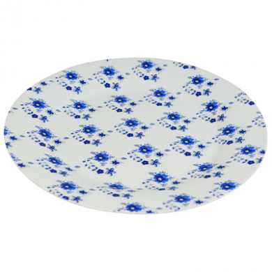 Afternoon Tea Forget-me-not Dinner Plate - Porcelain (27cm)