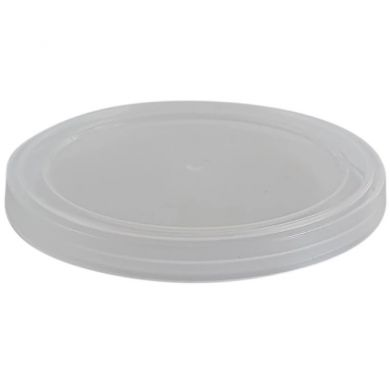 Pressitin - Lid for Re-Sealing Ring-Pull Tin (CLEAR) - LID O