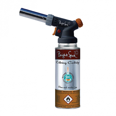 Eddingtons - Professional Torch (Removeable Butane Can)