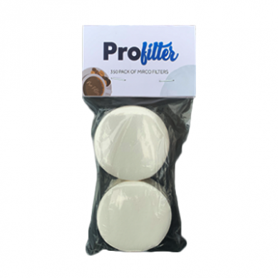 ProFilter - Aeropress Compatible White Micro-Filters (Pack o