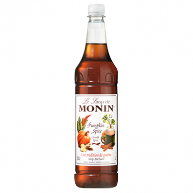 Monin Syrup - Pumpkin Spice (1 Litre)