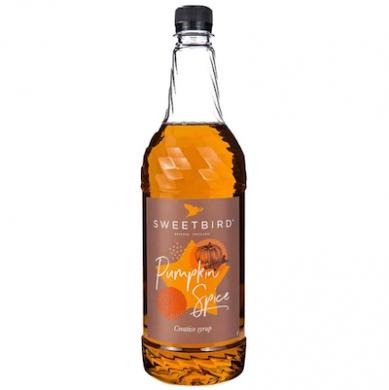 Sweetbird - Pumpkin Spice Syrup (1 Litre)