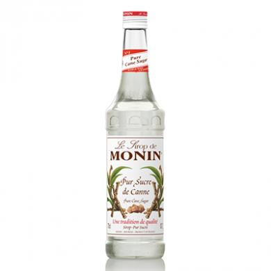 Monin Syrup - Pure Cane Sugar (70cl)