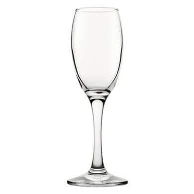 Pasabahce Bistro Glass Flute (175ml/6.75oz)