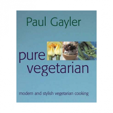 Pure Vegetarian - Paul Gayler