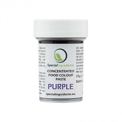 Purple Concentrated Food Colour Paste (25g)