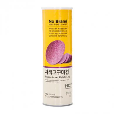Purple Sweet Potato Chips (110g)
