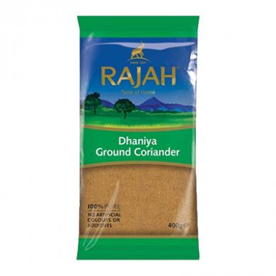 Rajah Dhaniya Ground Coriander (400g)