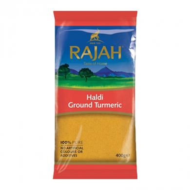 Rajah Haldi Ground Turmeric (400g)