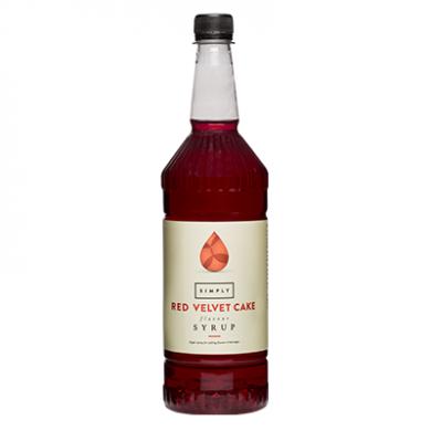 Syrup - Simply Red Velvet Cake (1 Litre)