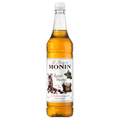 Monin Syrup - Roasted Hazelnut (1 Litre)