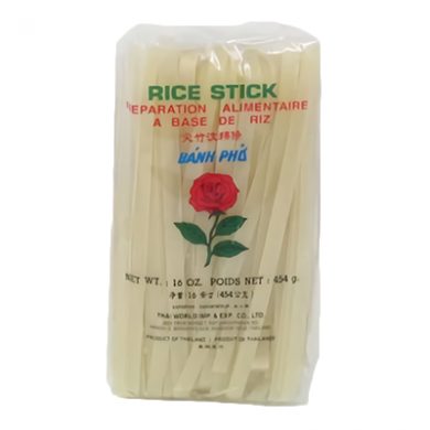 Rice Sticks Rose Brand - 10mm (454g)