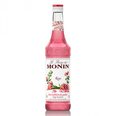 Monin Syrup - Rose (70cl)