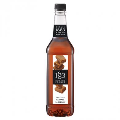 Routin 1883 Syrup - Caramel (1 Litre) - Plastic Bottle