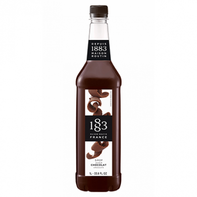 Routin 1883 Syrup - Chocolate (1 Litre) - Plastic Bottle
