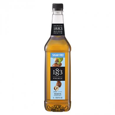 Routin 1883 Syrup - Hazelnut - Sugar Free (1L)