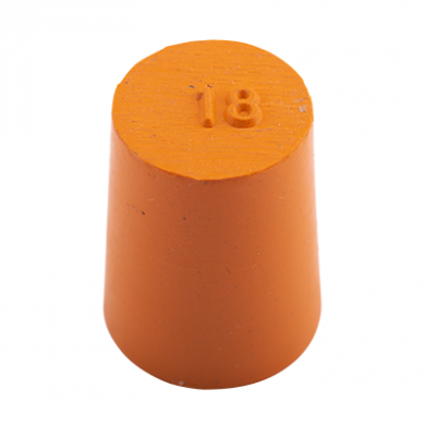 Rubber Bung (Base Dia 18mm)