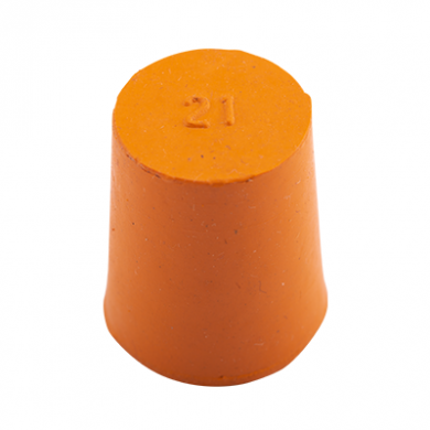 Rubber Bung (Base Dia 21mm)