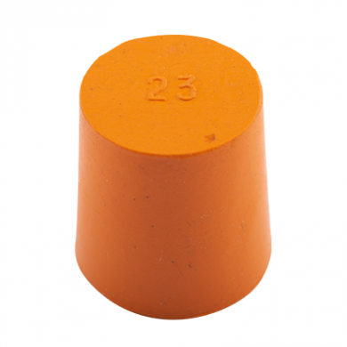 Rubber Bung (Base Dia 23mm)
