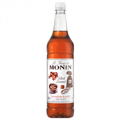 Monin Syrup - Salted Caramel (1 Litre)
