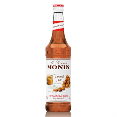 Monin Syrup - Salted Caramel (250ml)