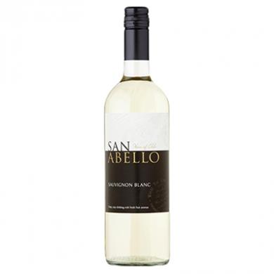 San Abello - Sauvignon Blanc Wine (750ml) - 12.5% ABV