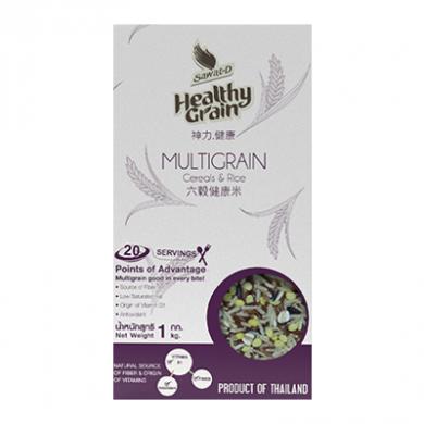 Sawat-D - Multigrain Cereals and Rice (1kg)