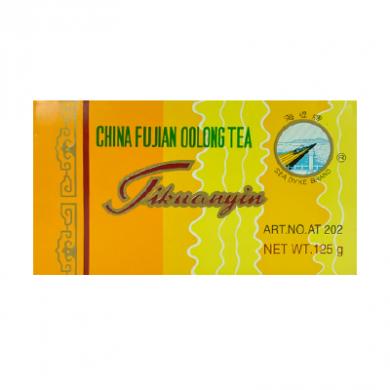 Sea Dyke - Ti Kuan Yin Oolong Tea (125g) - Yellow Box