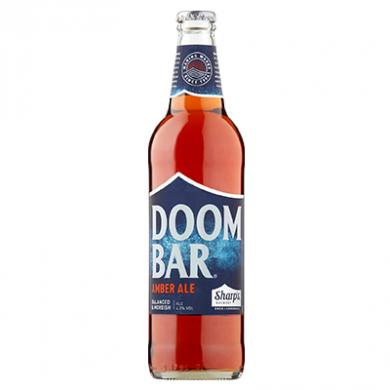 Sharp's - Doom Bar Amber Ale (500ml) - 4.3% ABV