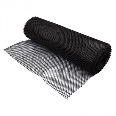 Bar Mesh Shelf Liner (61cm x 10m roll) - Black