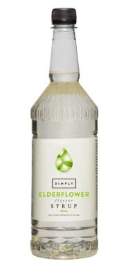 Syrup - Simply Elderflower (1 Litre)